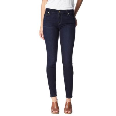 7 For All Mankind Skinny Jeans DDSK