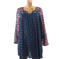 Angie Bell Sleeve Tunic