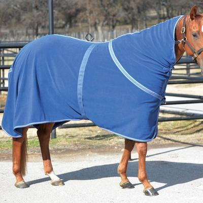Classic Equine Eco-Polar Fleece Cooler BL