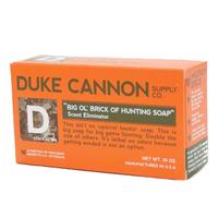 Duke Cannon Scent Eliminator Hunting Soap