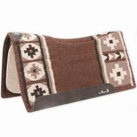 Classic Equine Zone Wool Top Pad 34