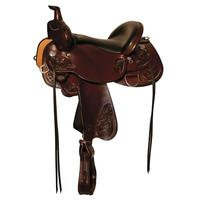 Circle Y Clearwater Flex2 Trail Saddle - 16