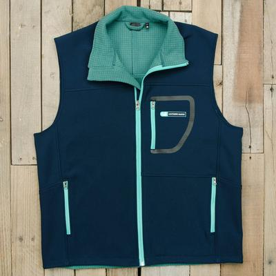 Southern Marsh Ridge Softshell Vest