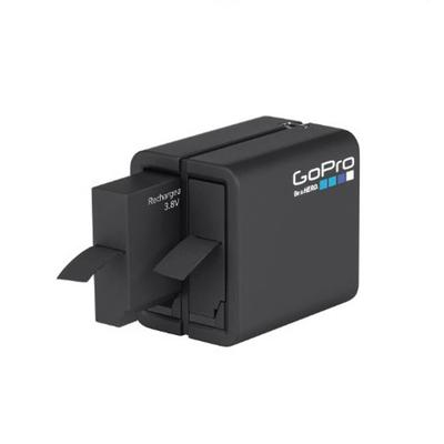 Dual Battery Charger + Battery By Gopro