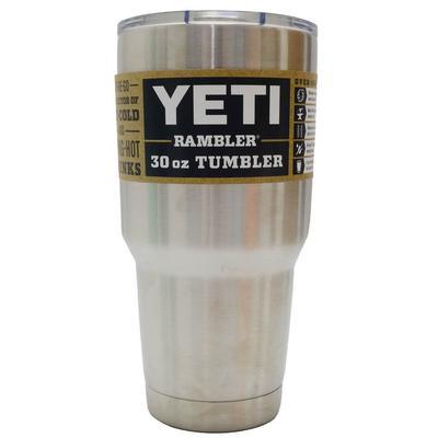 YETI Rambler, 30 oz. STAINLESS