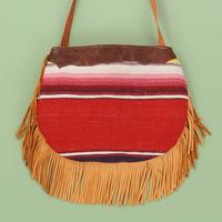 Small Serape Crossbody Purse