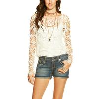 Ariat Isle Cropped Sweater