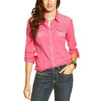Rook Fitted Snap Shirt by Ariat