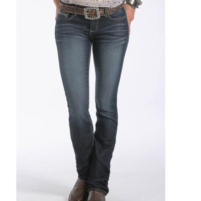Abby Straight Leg Jean by Cruel Girl DENIM