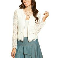 Jessica Lace Zip Jacket by Ariat