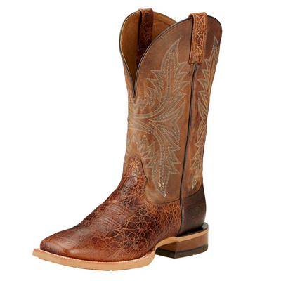Ariat Cowhand Cowboy Boots BRN