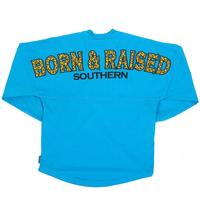 D&D Texas Outfitters Born & Raised Southern Spirit Tee