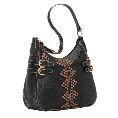 American West Scoop Top Shoulder Bag