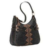 American West Scoop Top Shoulder Bag