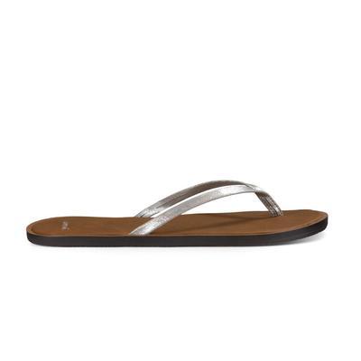 Sanuk Yoga Venus Glow Sandal SLVR