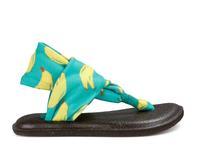 Sanuk Toddler's Yoga Sling Burst Sandal