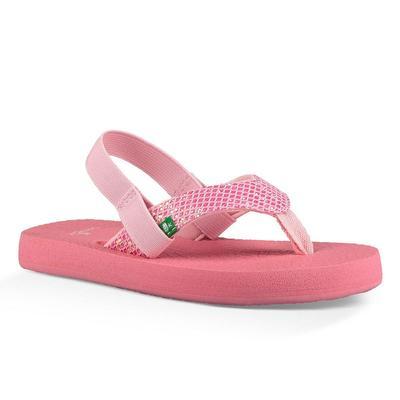 Sanuk Girl's Kids Yoga Glitter Flip Flops