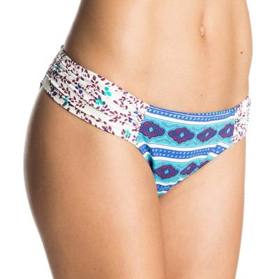 Roxy Woodstock Basegirl Bikini Bottom EGRET