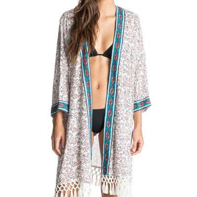 Roxy Woodstock Kimono Cover Up