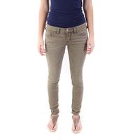 Silver Olive Aiko Skinny Jeans