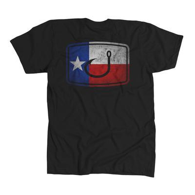 Avid Men's Texas Flag T- Shirt