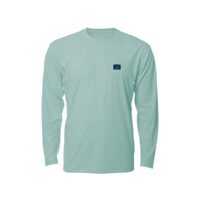 Avid Men's Core Avidry T-Shirt SEAFOAM