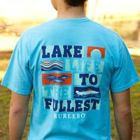 Burlebo Men's Lake Life T-Shirt