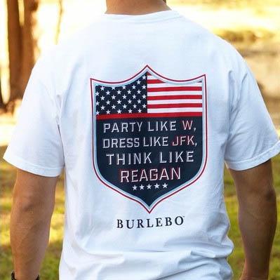 Burlebo Men's Party Like W T- Shirt