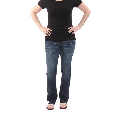 Dear John Women's Playback Straight Leg Jean