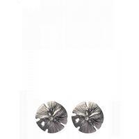 Spartina 499 Silver Sand Dollar Earrings