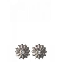 Spartina 449 Silver Sunburst Earrings