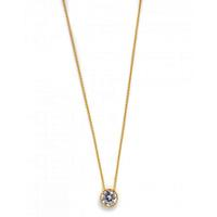 Spartina 449 Gold Dance Gem Necklace