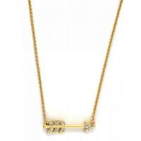 Spartina 449 Gold Arrow Necklace