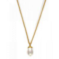 Spartina 449 Gold Find Peace Necklace