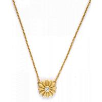 Spartina 449 Gold Sunburst Necklace