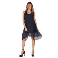 Baci Women's Silk Tank Dress