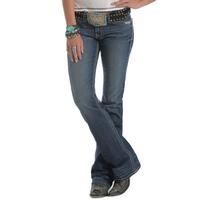 Cruel Girl Women's Abby Mid Rise Jean