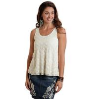 Stetson Women's Lace Tank Top