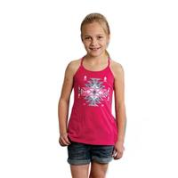 Roper Girl's Bright Aztec Tank