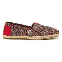 Toms Women's Multi Woven Shoes