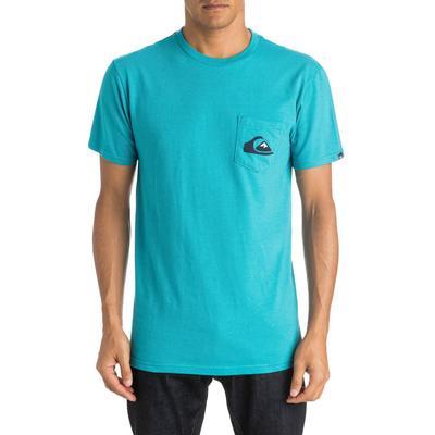 Quiksilver Men's Everyday Logo T-Shirt