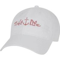 Salt Life Women's Signature Anchor Cap