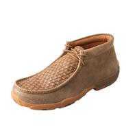 Twisted X Men's Basketweave Shoes