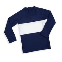Boy's Game Winning Stripe Rashguard