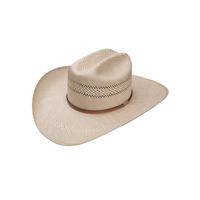 Resistol Open Range 50X Straw Hat