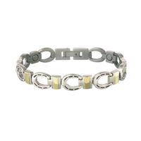 Sabona Horseshoe Duet Bracelet