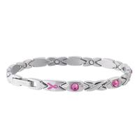 Sabona Women's Courageous Pink Bracelet