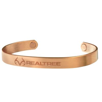 Sabona Realtree Brushed Copper Bracelet