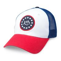 Southern Tide Front Runner Trucker Hat