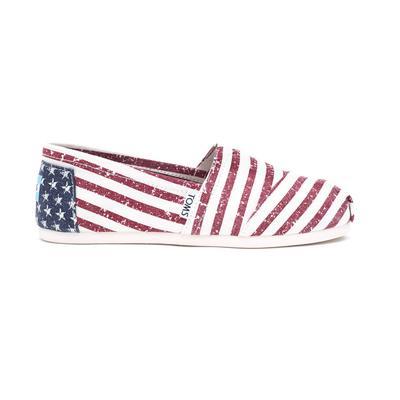 Toms Women's Americana Flag Shoes